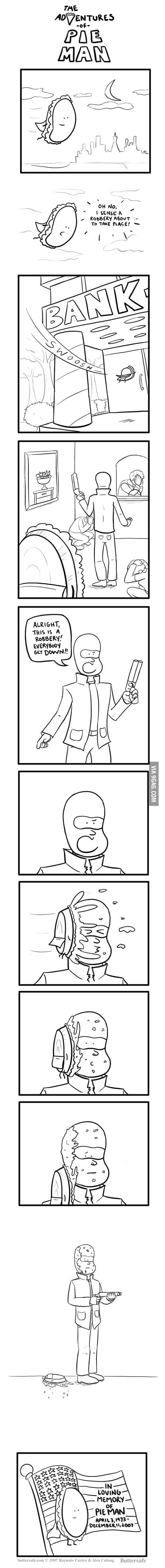 The Adventures of Pie Man