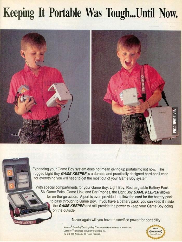 Keep it portable was tough... until now.