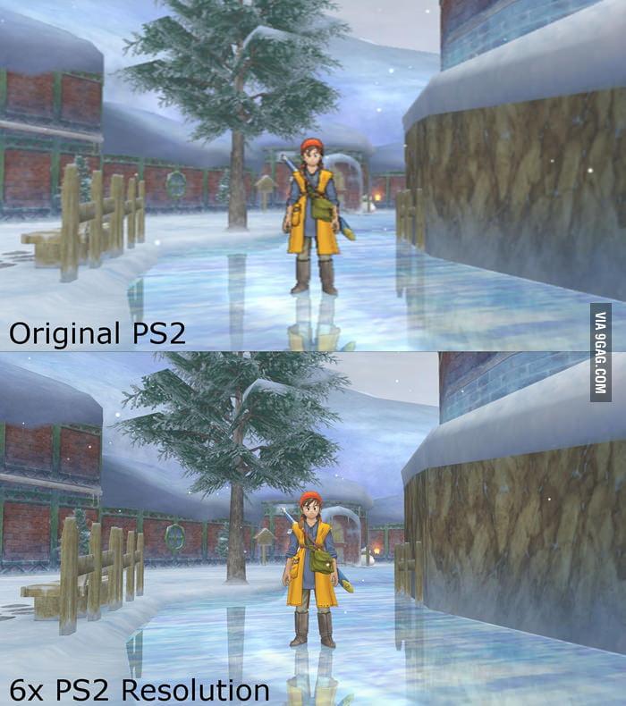 Why I love emulators.
