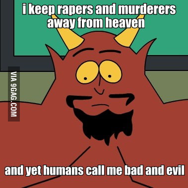 Misunderstood Good Guy Devil