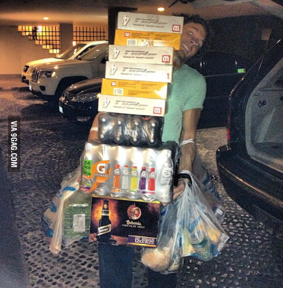 All in one trip
