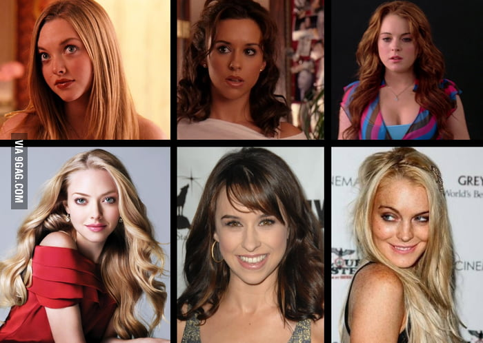 Mean Girls: Before vs After