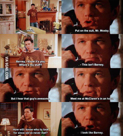 This isn't Barney