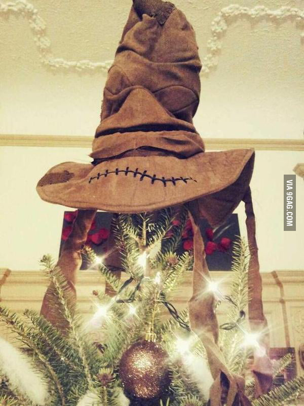 Tree topper of the year