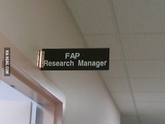 My dream job.