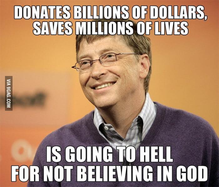 Religion's Logic