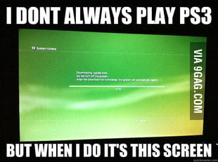 Every f**king time!