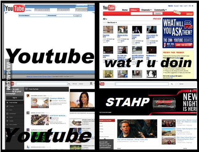 Dafuq is that, youtube!?