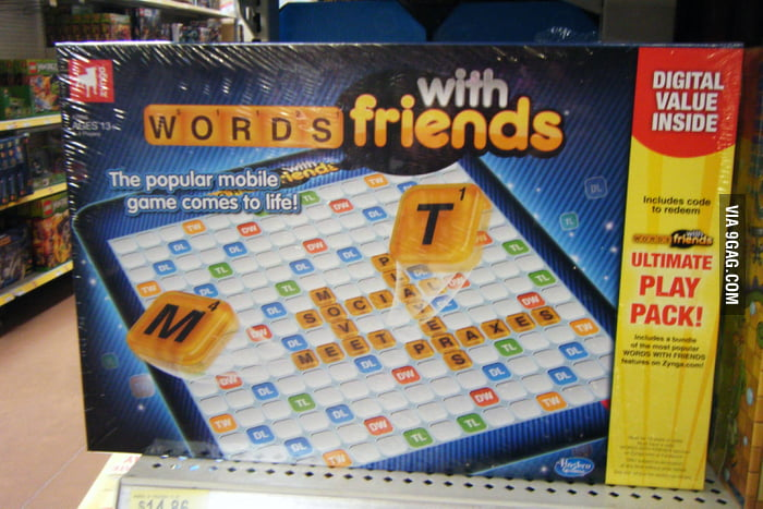 This should be called Scrabble.