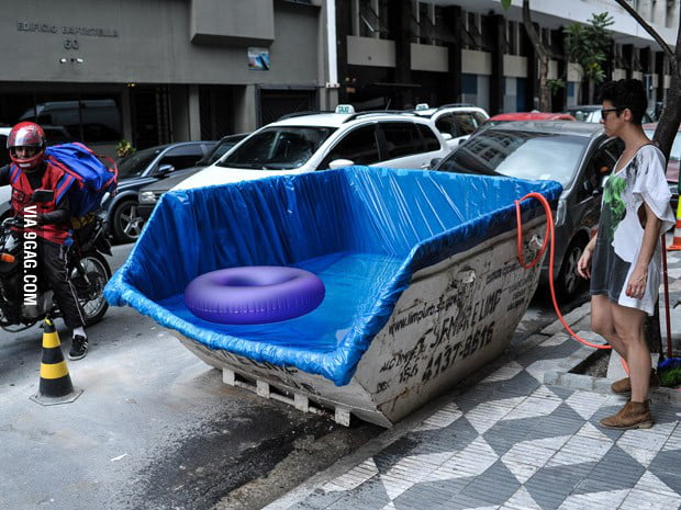 Urban Ghetto Pool