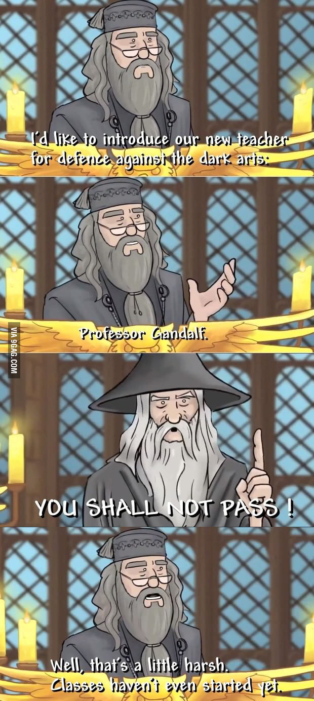 Professor Gandalf