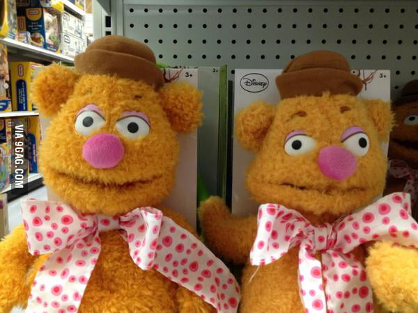 "Should I get regular Fozzie or ""special"" Fozzie?"