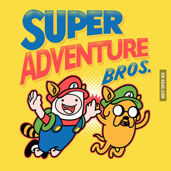 Super Adventure Bros.