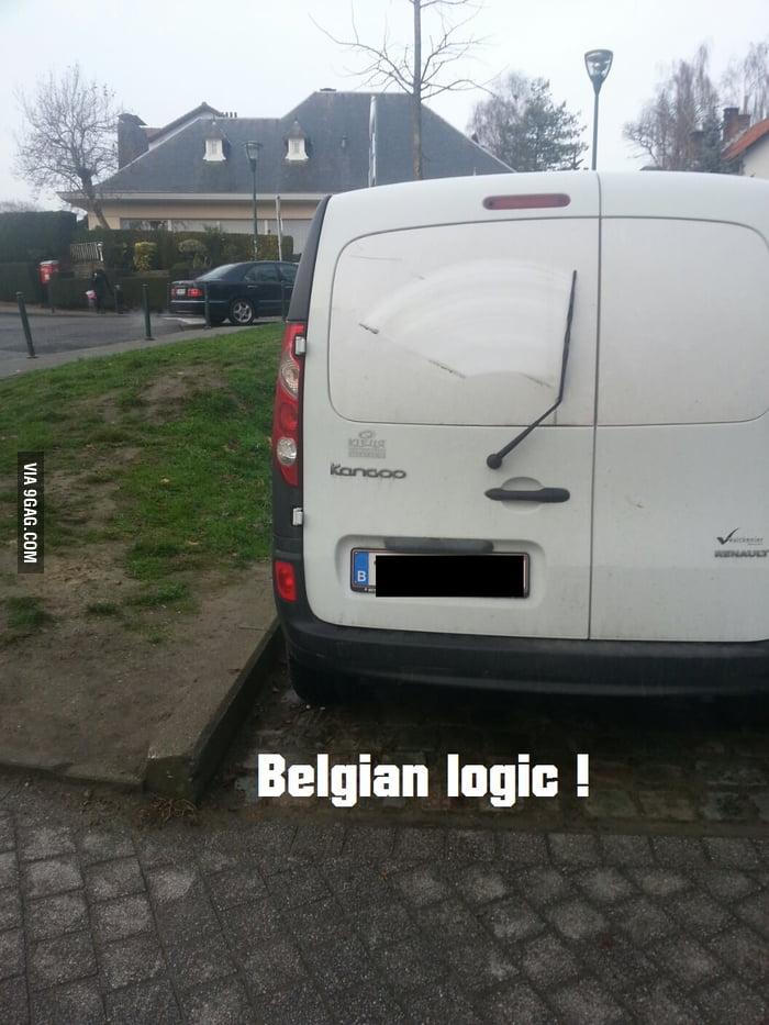 Belgian logic