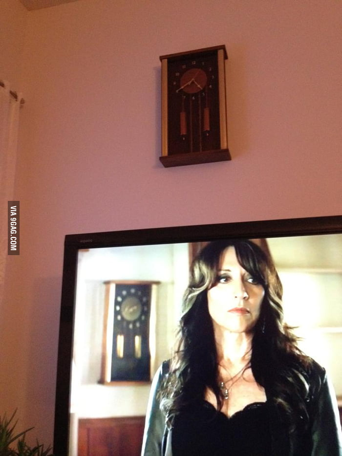 Was watching Sons of Anarchy, when...