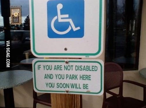 Well, this sign is just awesome!