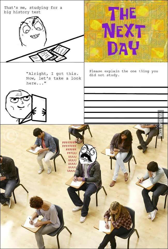 Study Rage