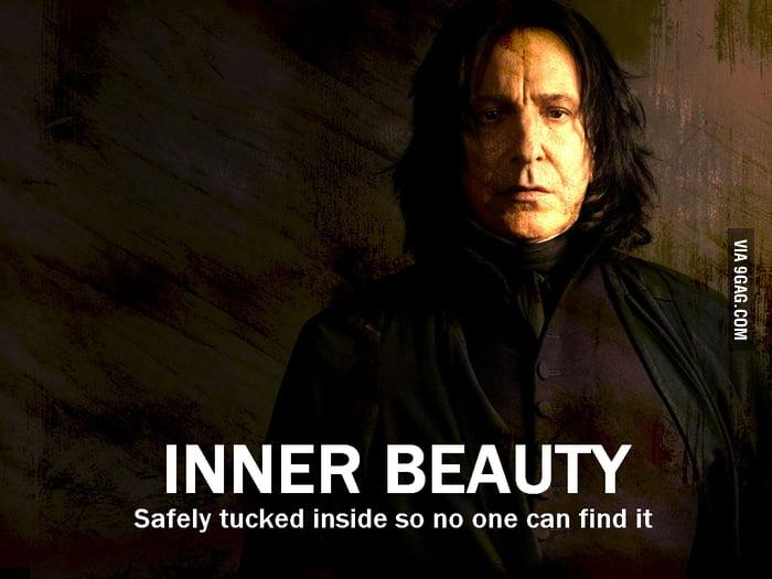 Dammit Snape!