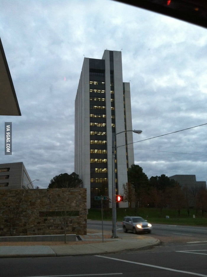 The Archdale Building in Raleigh, aka the PS2 Building.