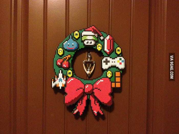 Wish you an 8-bit Christmas!