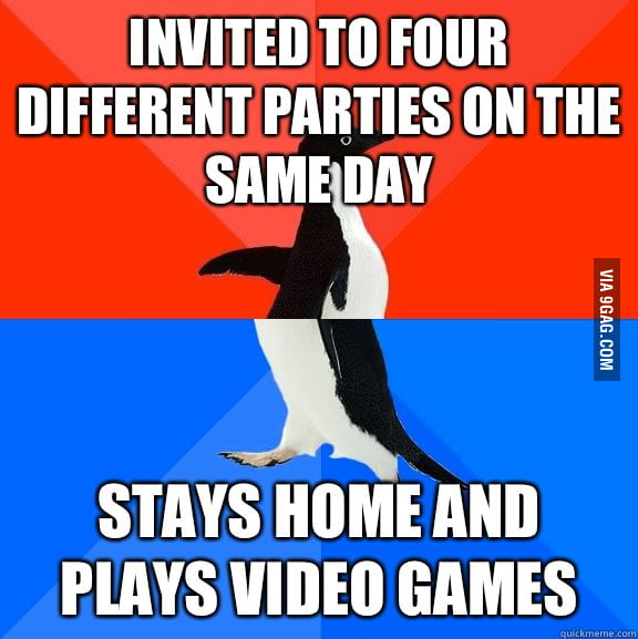 Already planned out my weekend.