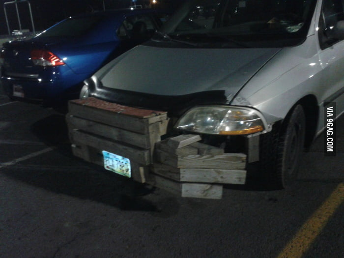 That's a nice bumper!