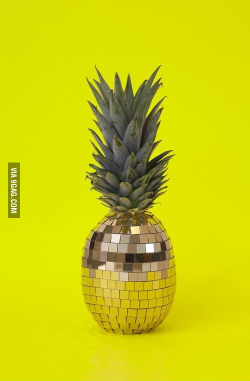 Disco pineapple