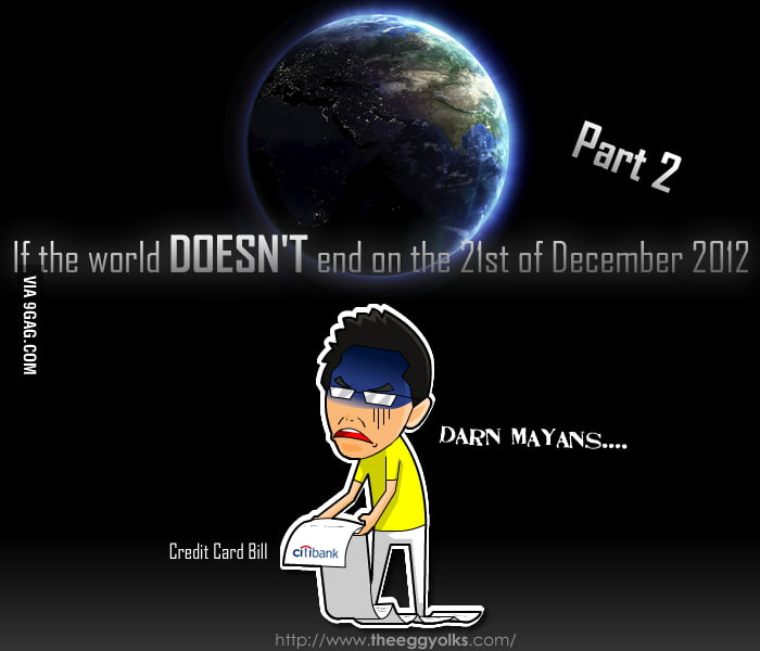 If the world doesn't end part 2
