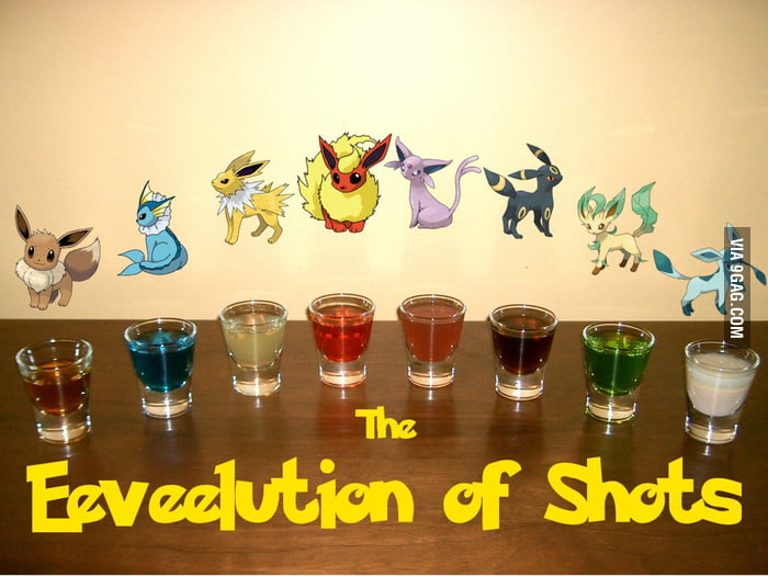 Pokemon Shots!