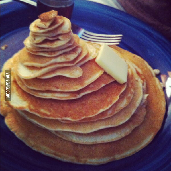 Pancake Mountain