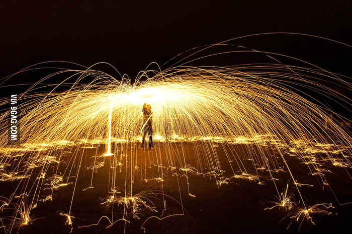 This is a pretty awesome long exposure photo.