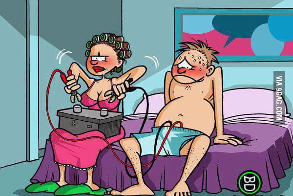 Ugly wife