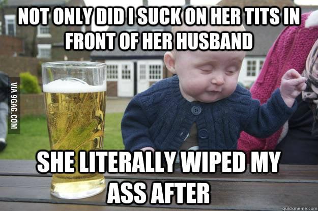 Drunk Baby