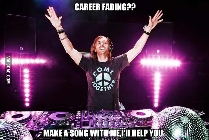 Good guy David Guetta
