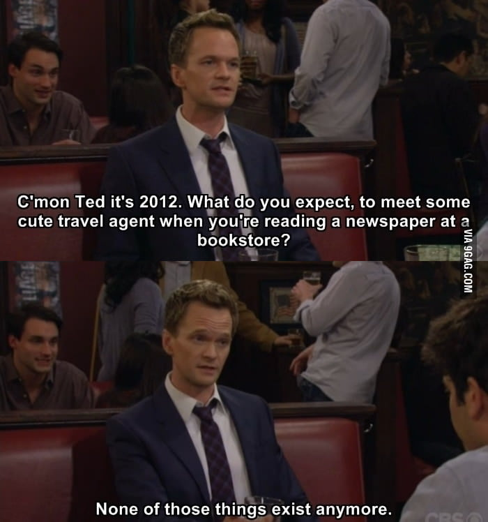 Barney is so right!