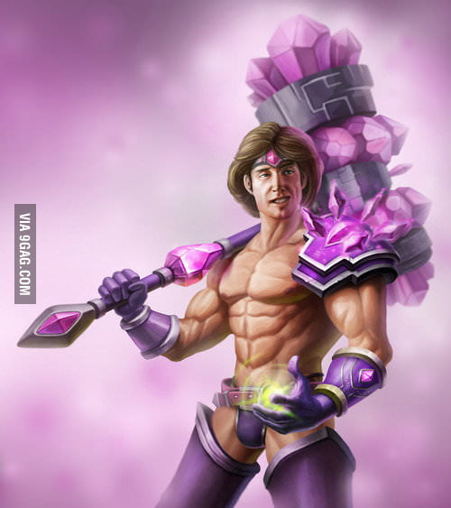 Just Taric.... wait what ?!