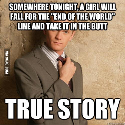 Barney Stinson - True Story