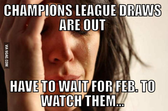 UEFA champions league football fan problems