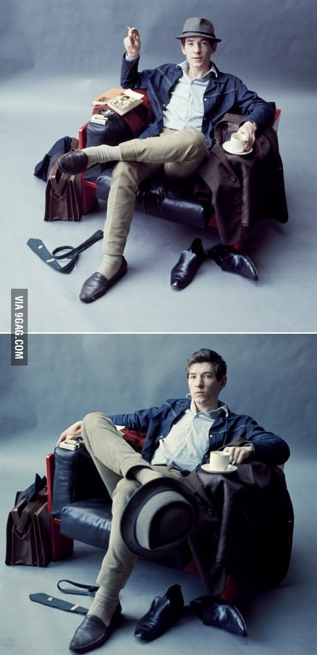 When Gandalf / Magneto / Ian McKellen was young.