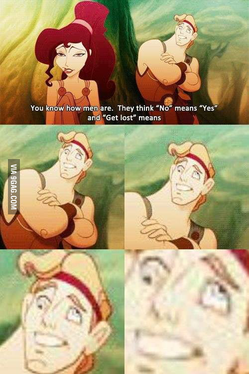 Go home Hercules, you're drunk.