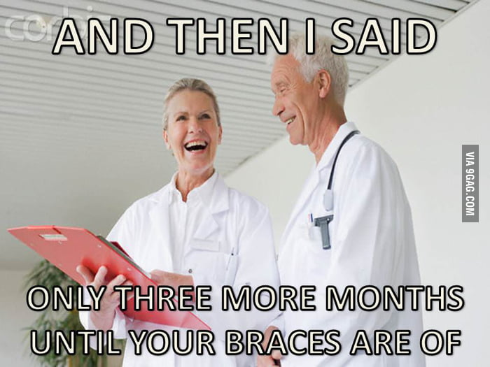 Dentists notion of time