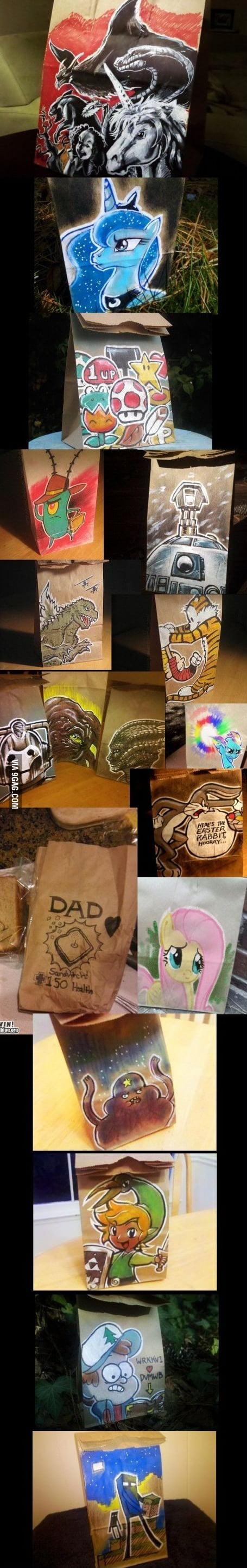Epic lunch bags every day