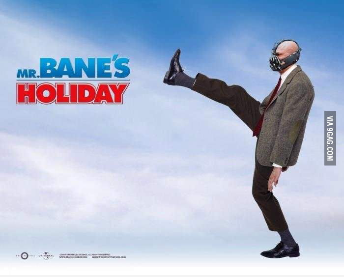 Mr.Bane