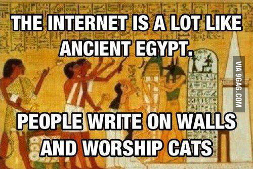 Egyptians, we are doing it right