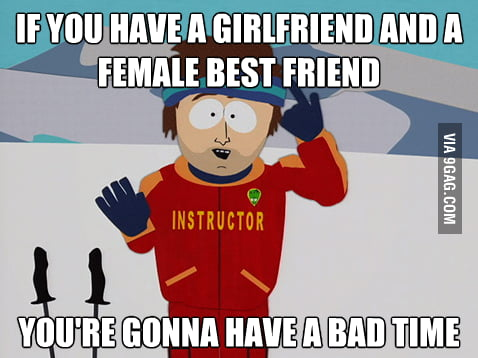 Most guys have experienced this.