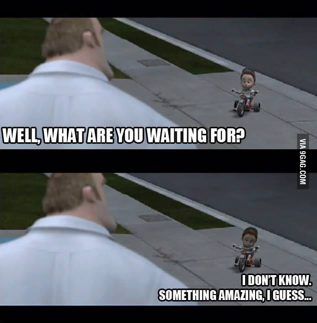 Everyday on 9gag