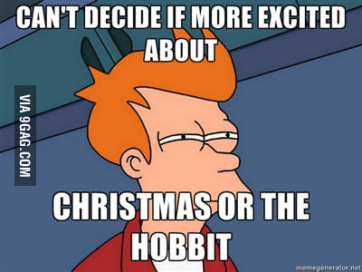 Australians have to wait until Boxing Day for The Hobbit