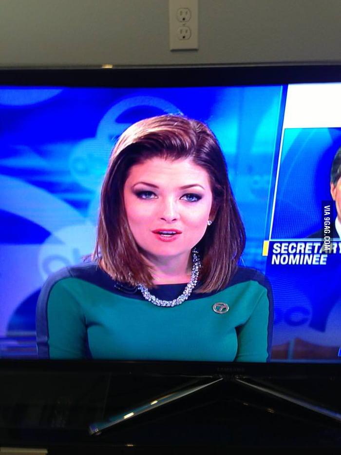 Star Trek News Anchor!