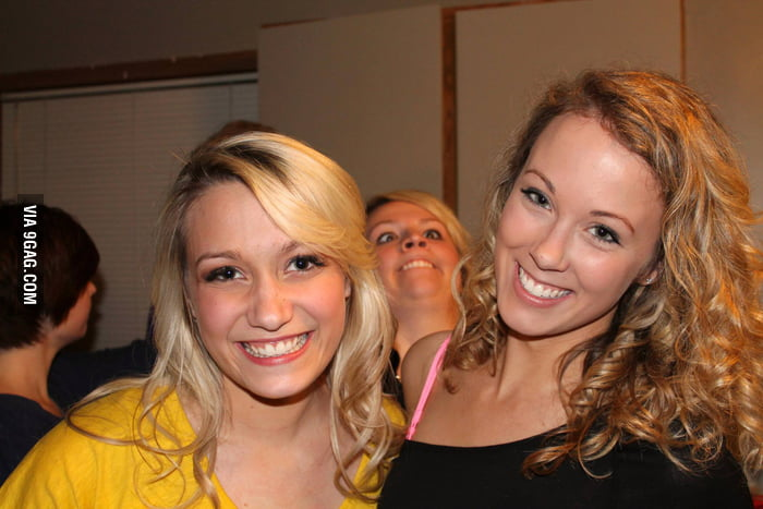 Photo bomb: am I doing it right?