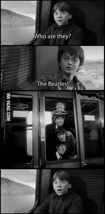 Harry Potter and the Beatles